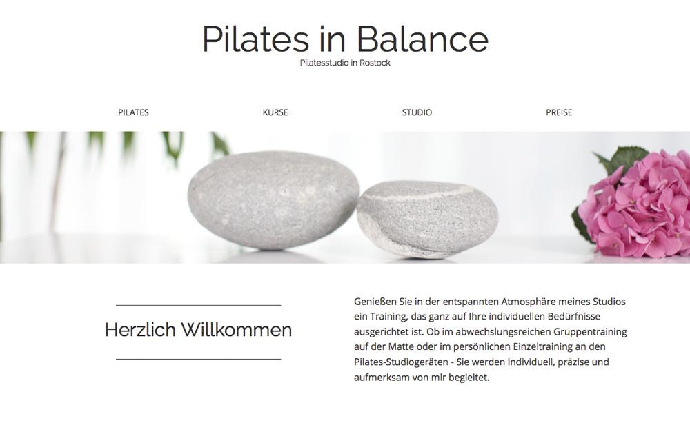 Pilates Rostock
